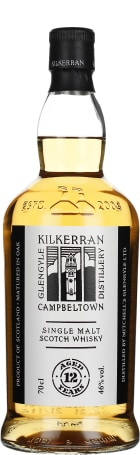 Kilkerran 12 years Single Malt 70cl