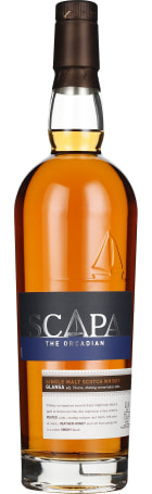 Scapa The Orcadian Glansa Single Malt Peated 70cl