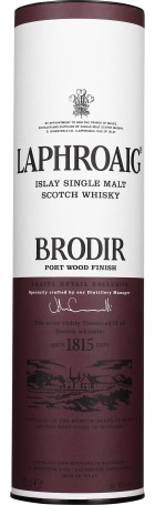 Laphroaig Brodir Port Wood Final Batch 70cl