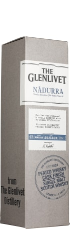 The Glenlivet Nadurra Peated Cask Finish PW1015 1ltr