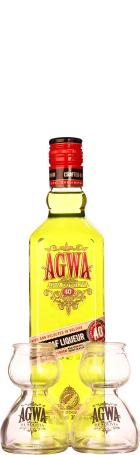 Agwa de Bolivia Giftset 70cl