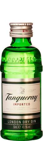 Tanqueray Gin miniaturen 12x5cl