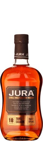 Isle of Jura 18 years Single Malt 70cl