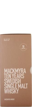 Mackmyra Ten Years Single Malt 70cl