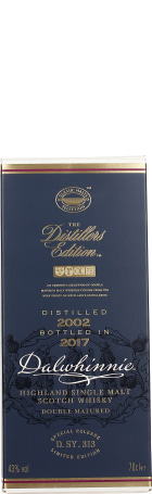 Dalwhinnie Distillers Edition 2002-2017 70cl