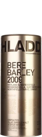 Bruichladdich 2009 Bere Barley 70cl