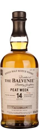 Balvenie 14 years Peat Week 70cl