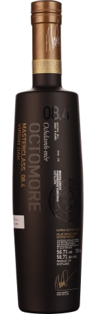 Octomore 8.4 Masterclass 8 years Virgin Oak 70cl