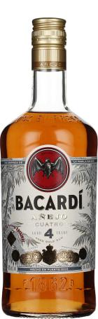 Bacardi Anejo Cuatro 70cl