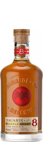 Bacardi 8 years Reserva Ocho 70cl