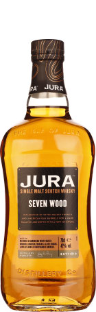 Isle of Jura Seven Wood 70cl
