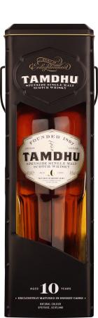 Tamdhu 10 years Giftset 70cl