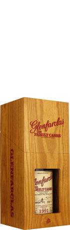Glenfarclas Vintage 1991 Family Casks 70cl