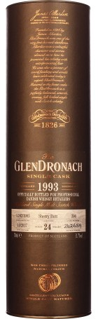 GlenDronach 24 years 1993-2017 70cl