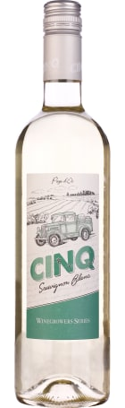 Cinq Sauvignon Blanc 75cl