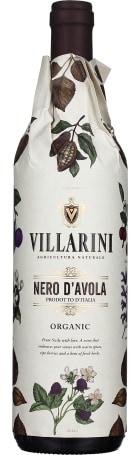 Villarini Nero d'Avola Organic 75cl