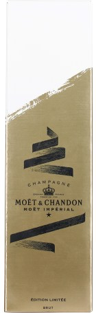 Moet&Chandon Impérial Brut End of Year Giftbox 75cl