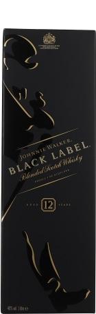 Johnnie Walker Black Label 1ltr