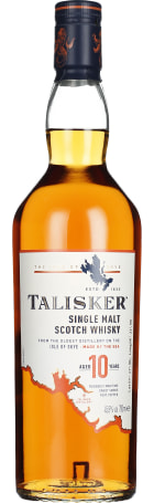 Talisker 10 years Single Malt 70cl