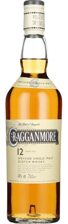 Cragganmore 12 years Single Malt 70cl