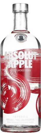 Absolut Apple 1ltr