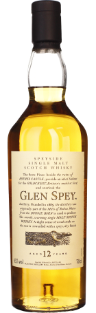 Glen Spey 12 years Single Malt 70cl