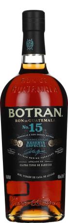 Botran Reserva 15 years Solera 70cl