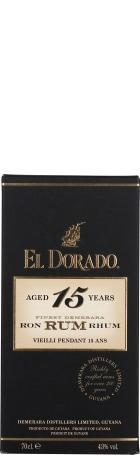 El Dorado 15 years 70cl