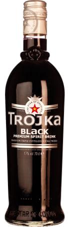Trojka Vodka Black 70cl