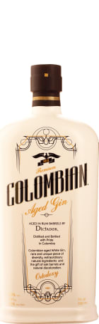 Dictador Colombian White Aged Gin 70cl