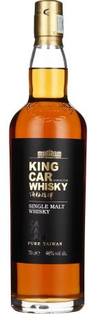 Kavalan King Car Whisky 70cl