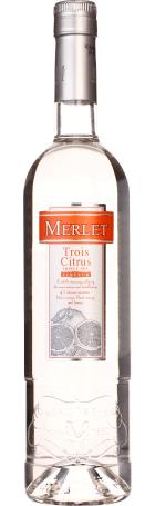 Merlet Triple Sec Trois Citrus 70cl