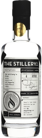 The Stillery's First Spelt Vodka 70cl