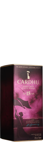 Cardhu 15 years Single Malt 70cl