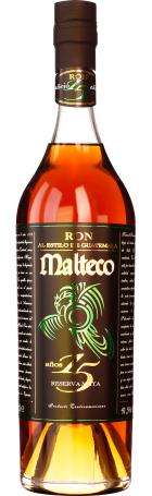 Malteco Ron 15 years 70cl