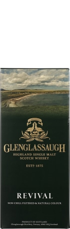 Glenglassaugh Revival Single Malt 70cl