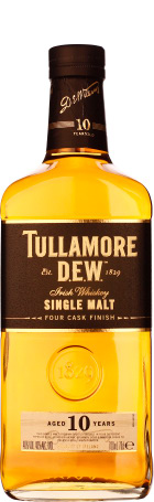 Tullamore Dew 10 years 70cl