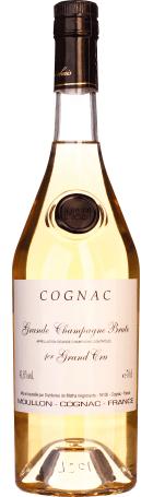 Moullon Cognac 1e Grand Cru Champagne 70cl