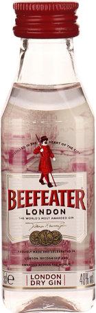 Beefeater Gin miniaturen 12x5cl