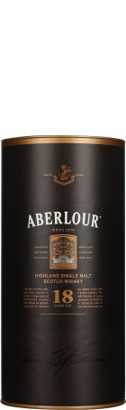 Aberlour 18 years Single Malt 50cl