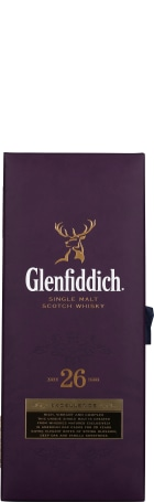 Glenfiddich 26 years Single Malt 70cl