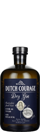 Dutch Courage Dry Gin 1ltr