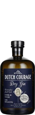 Zuidam Gin Dry Dutch Courage 1ltr