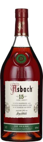 Asbach Uralt 15 years 70cl