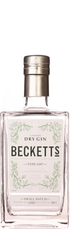Beckett's London Dry Gin - Type 1097 70cl