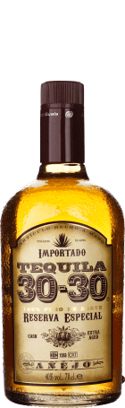 30-30 Anejo Tequila 70cl