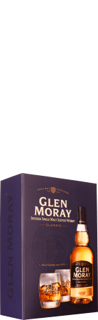 Glen Moray Classic Giftset 70cl