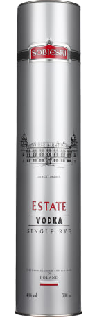 Sobieski Estate Single Rye 70cl