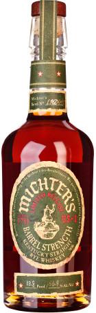 Michter's Overproof Barrel Strength Rye 70cl