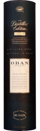 Oban Distillers Edition 2000-2015 70cl